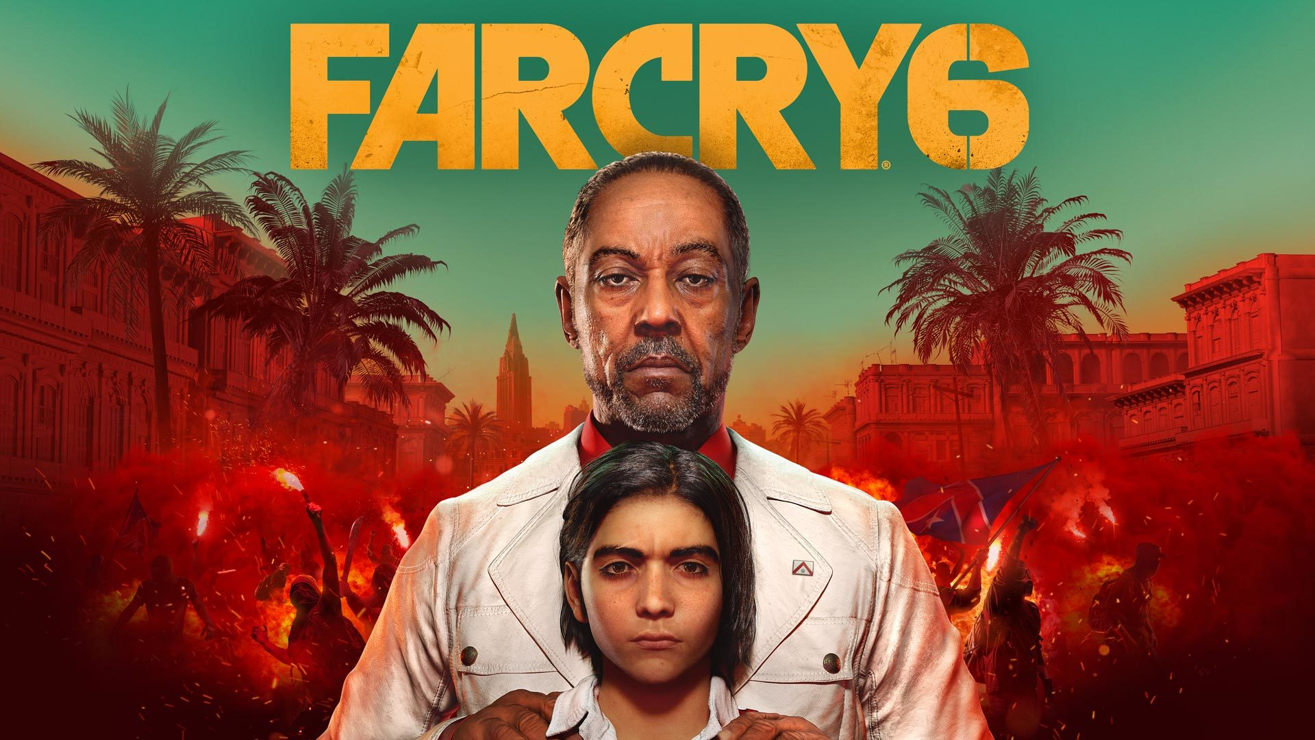 Game incursion – Far Cry 6