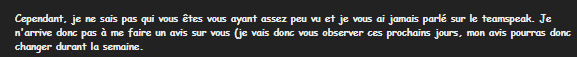 [SCP - REFUSEE]Candidature SCP RP CTG - Zoennn_ Unknown