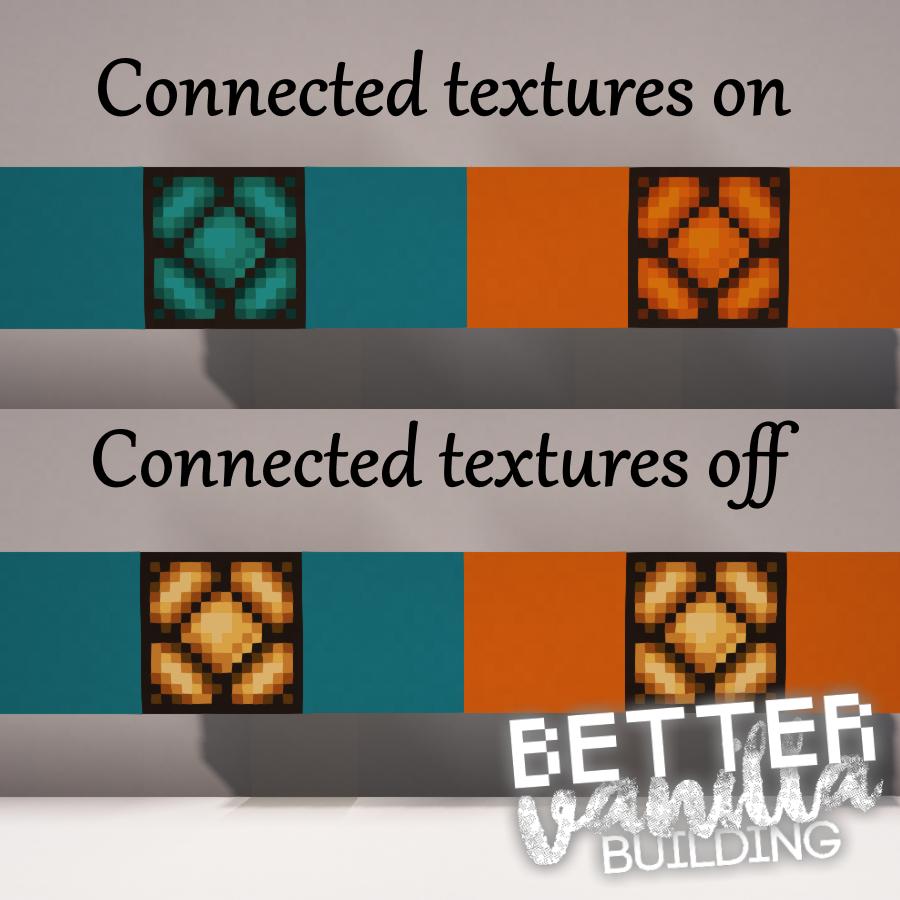 BetterVanillaBuilding V2.52.1 Minecraft Texture Pack