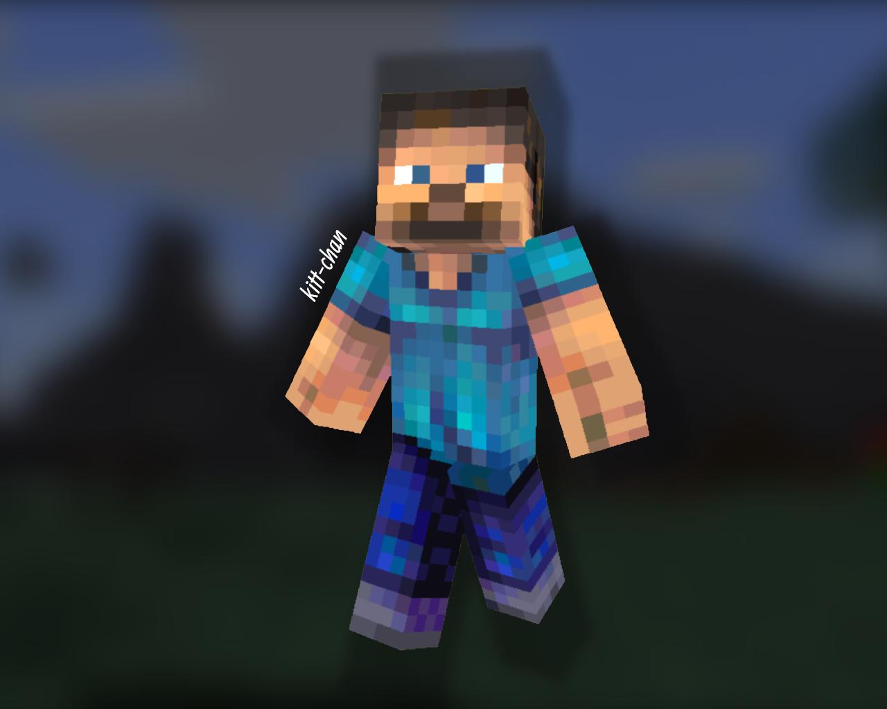 steve roman reloaded Minecraft Skin