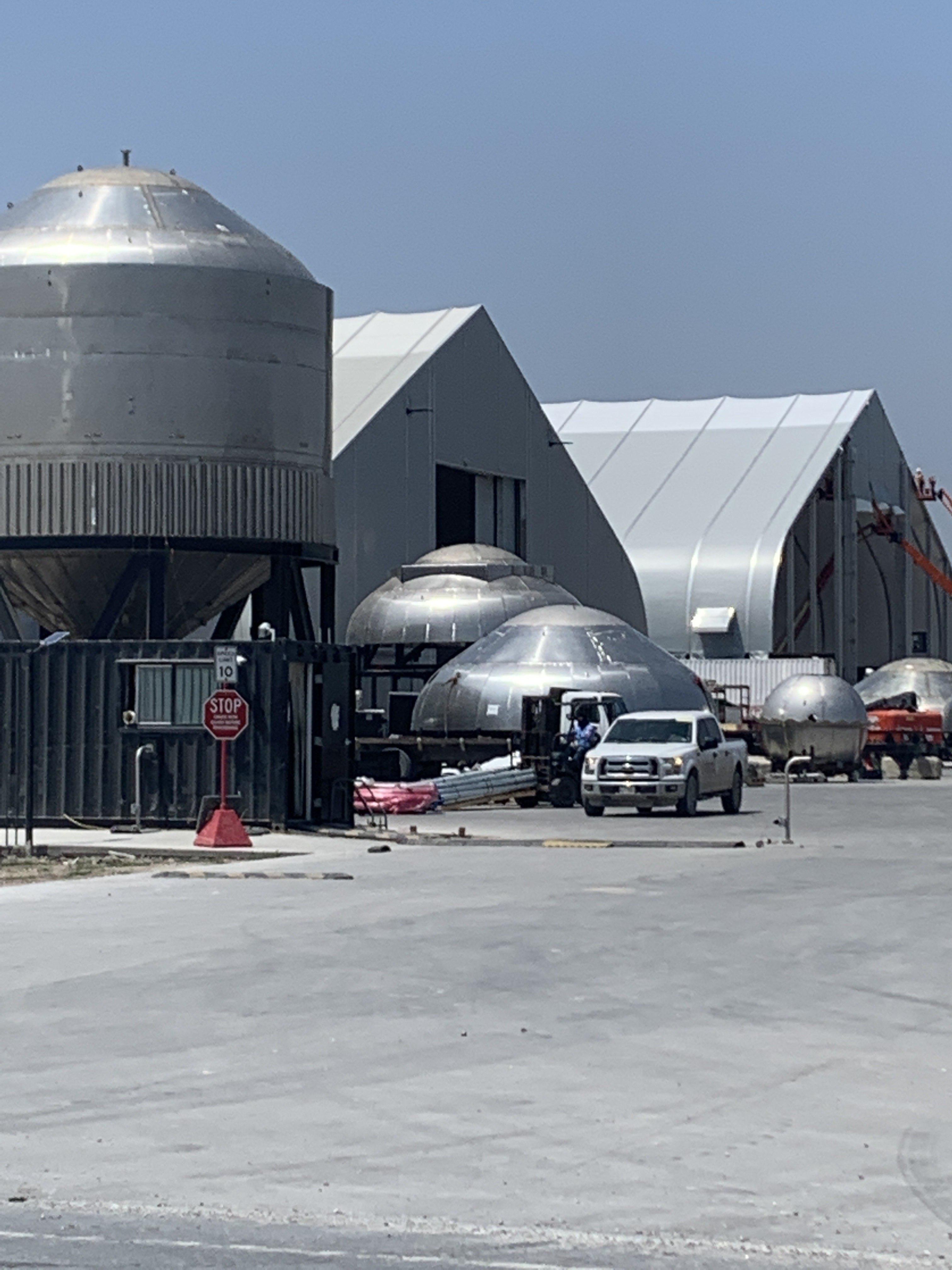Super Heavy BN2 (Boca Chica) Image0