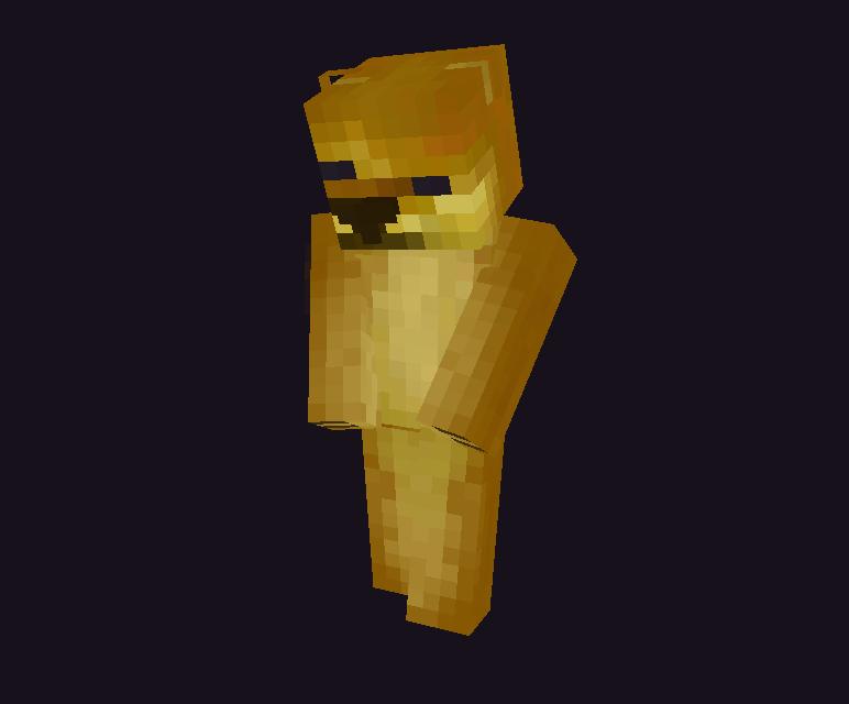 Cheems Minecraft Skin
