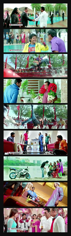 Mard Ka Badla (Alludu Seenu) Hindi Dubbed Movie Hdrip Download 2019