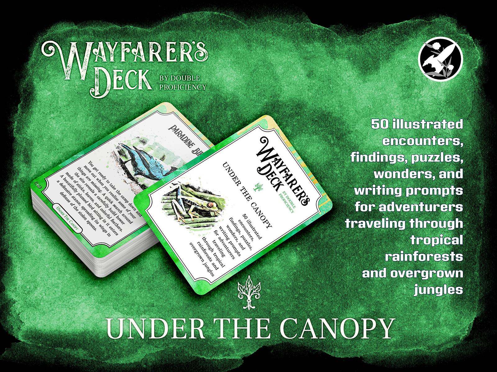 Wayfarer's Deck: Under The Canopy