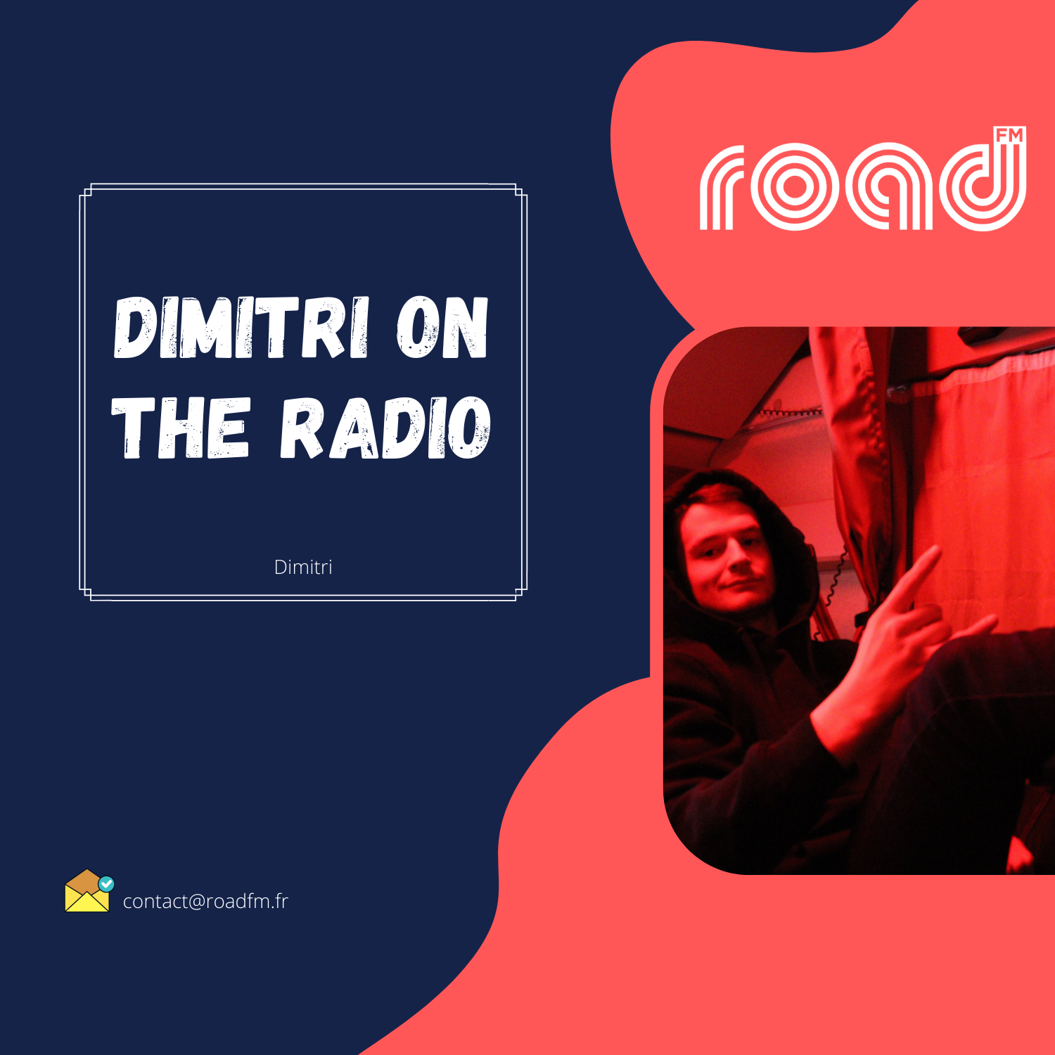 Dimitri On The Radio