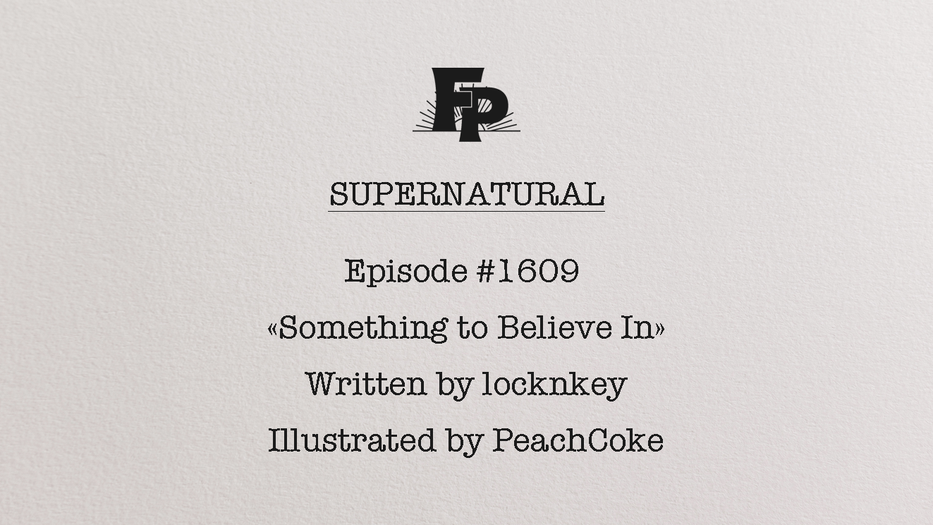 Title card for episode 16.09.