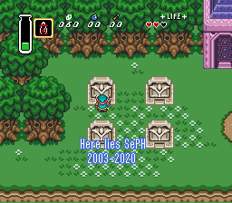 The Legend of Zelda - A Link To The Proto A_Link_To_The_Proto_Alpha--v0.9y---4--armos--knights_00000