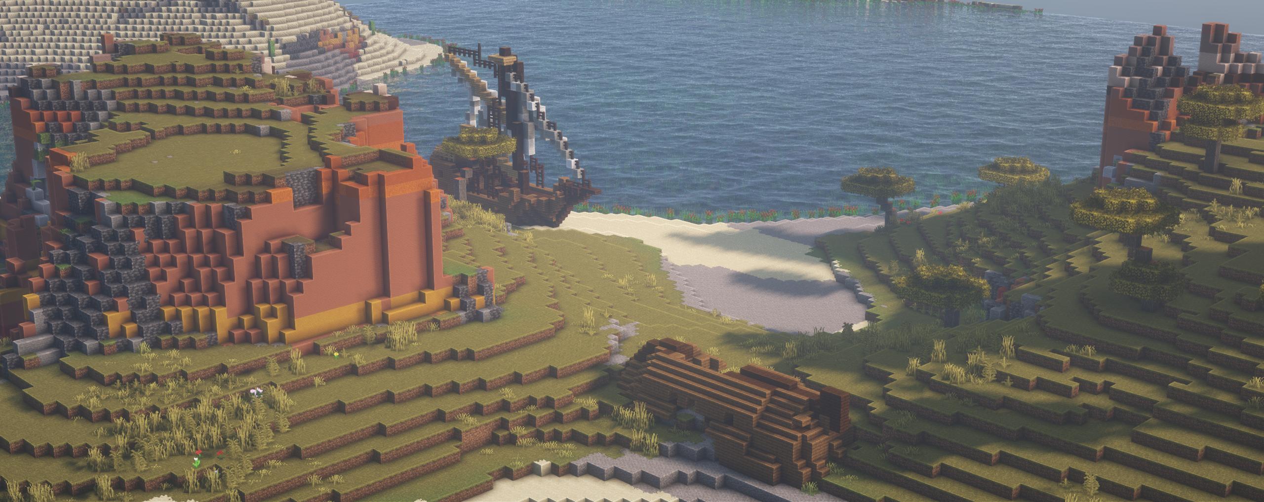 1.17 Minecraft World Tour - Season 1 - Part 1 - #Gerohall on [play.mcmeddon.com]