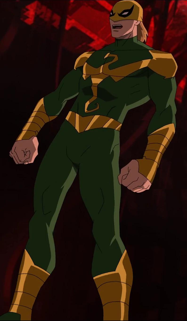 Iron Fist | Marvel's Ultimate Spider-Man Minecraft Skin