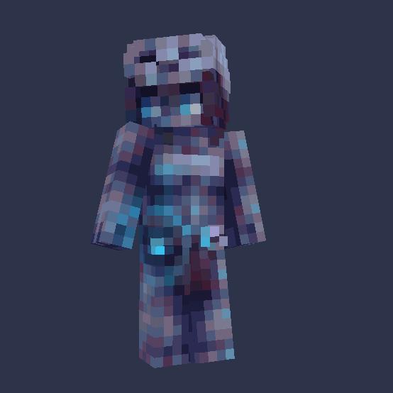 Anima Minecraft Skin