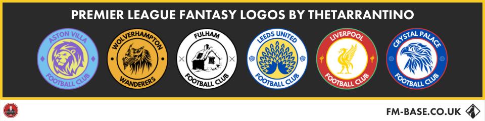 Premier League Custom Logos FM21