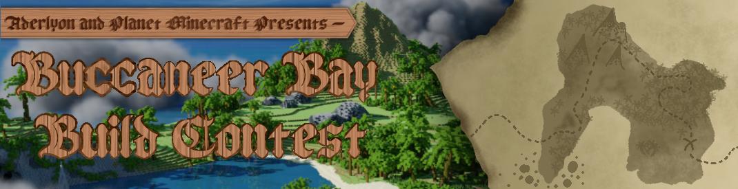 Aderlyon Build Team | Buccaneer Bay Build Contest Minecraft Map
