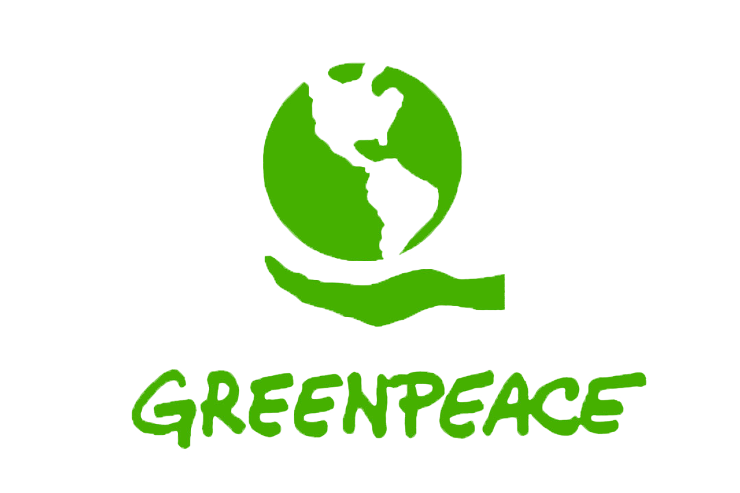 James & Eoghan Greenpeace-logo