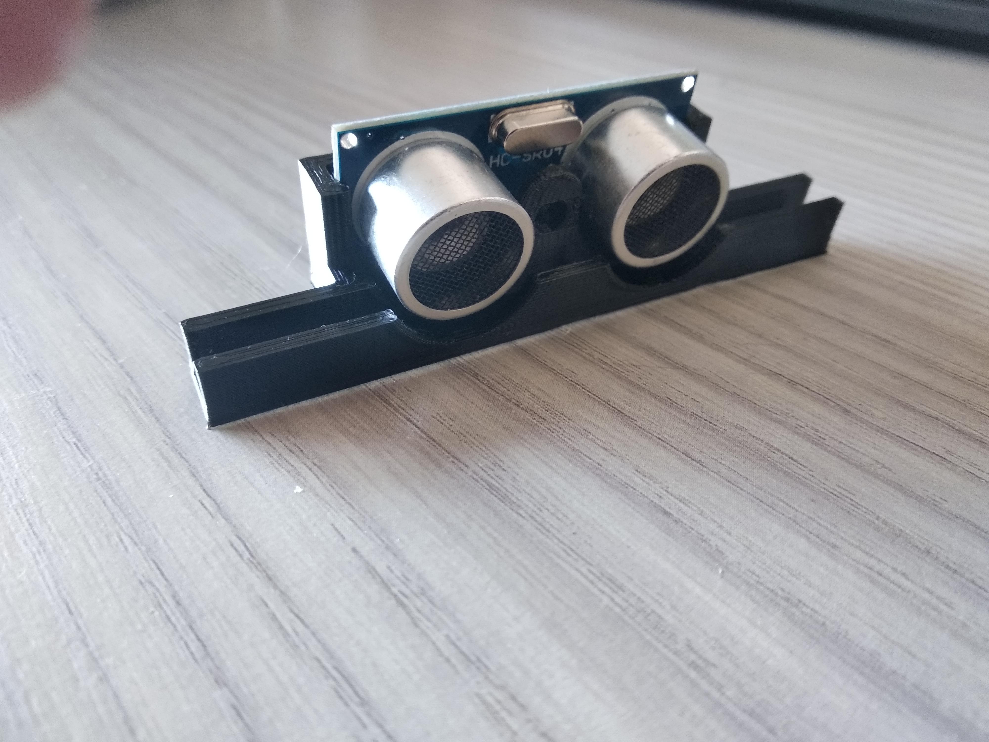 Impression 3D support ultrason