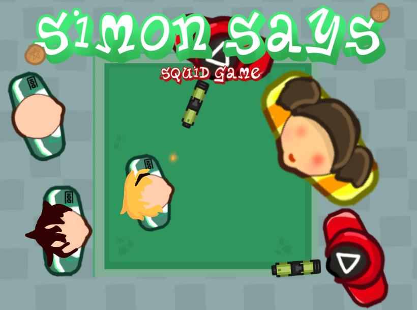 Simon Says (SQUID GAME)