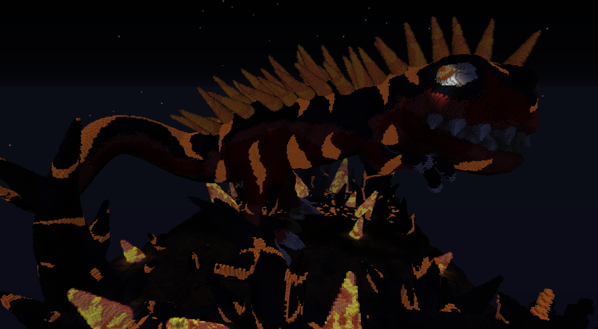 The Derpiest Dinosaur Known To Man - An 'FBC' Contest Entry Minecraft Map