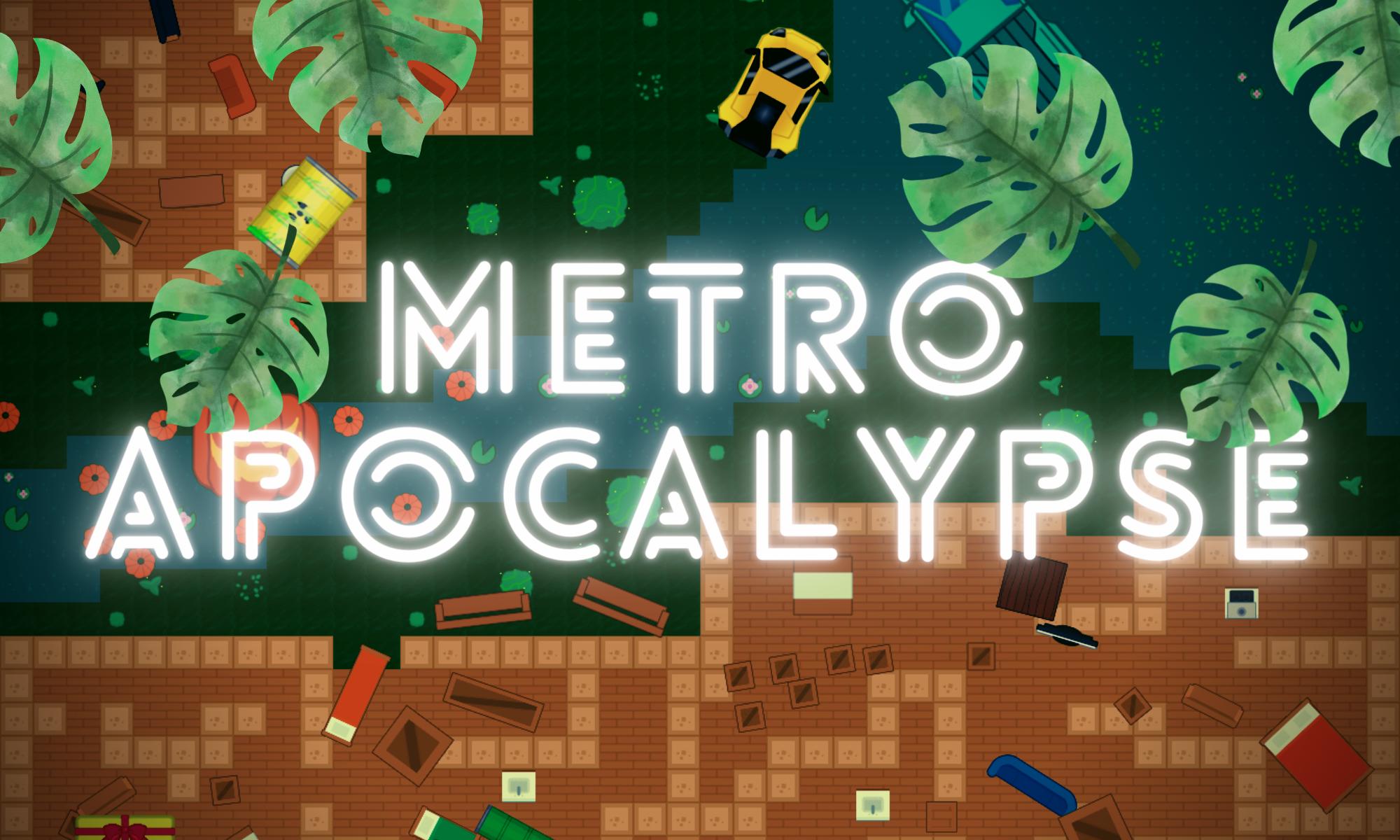 (NEW) Metro Apocalypse