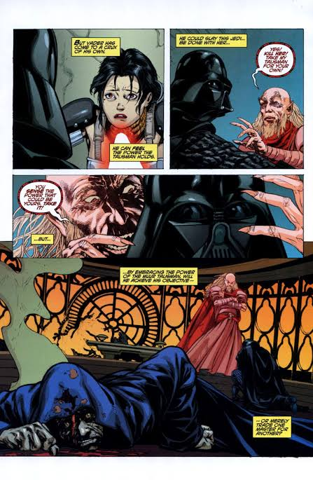 SS - Champion of the Dark Side - Exar Kun (LadyKulvax) vs. Darth Sidious (Meatpants) Images-1