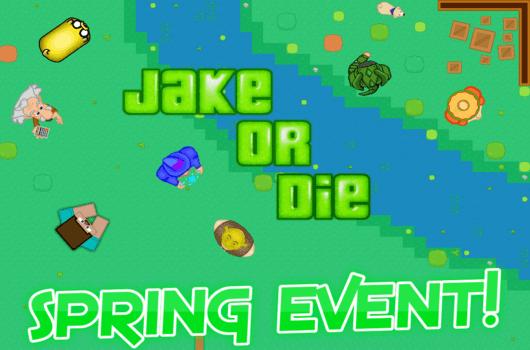Jake Or Die summer event!