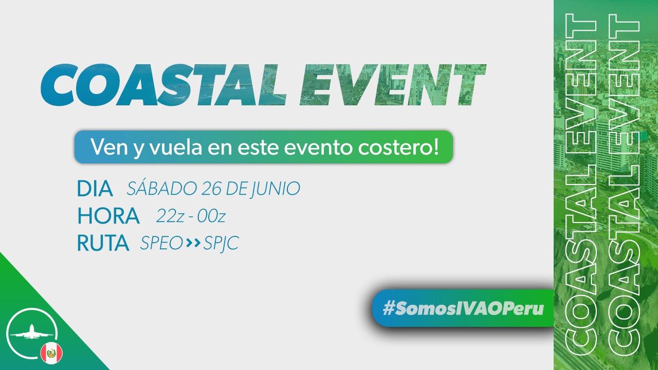 [PE] Coastal Event