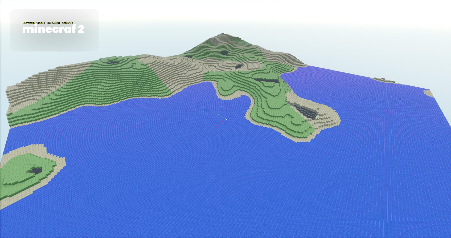 boring terrain