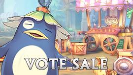 Vote Shop Sale -30% (English)