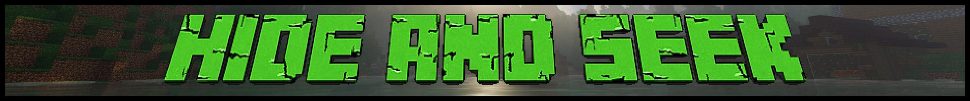 Hide & Seek Minecraft Map