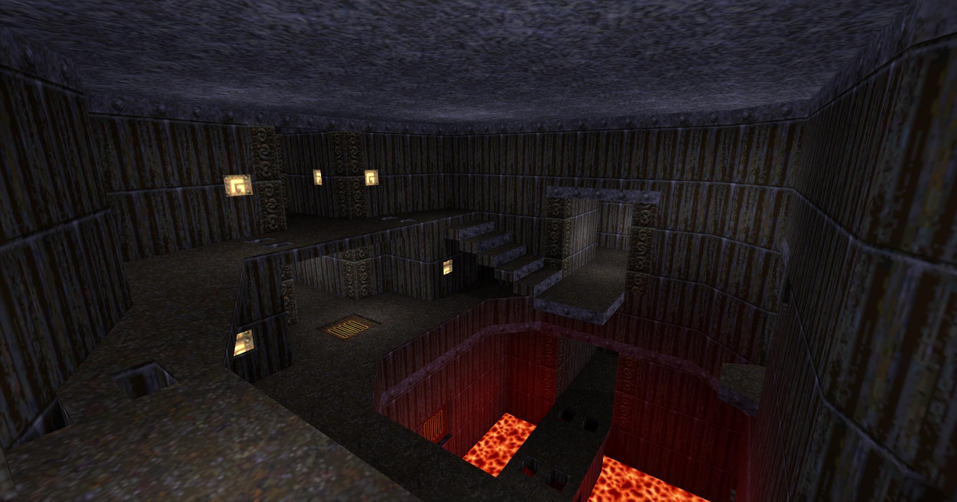 DM4 from Quake