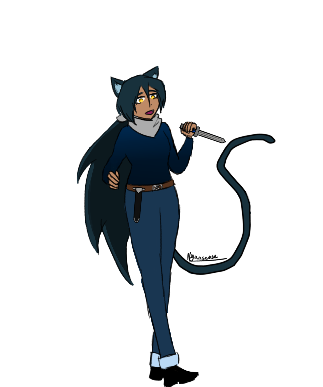 Nyansense's Avatar