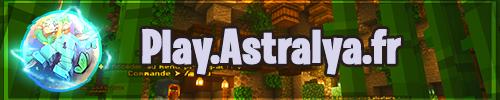 Serveur Minecraft Astralya