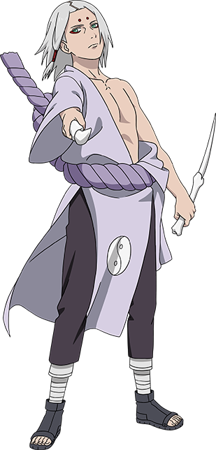 Kentaro & Raijin VS Bijuu Clone Kimimaro-survivor-of-kaguya-clan-by-bodskih-on-deviantart-kimimaro-png-309_644