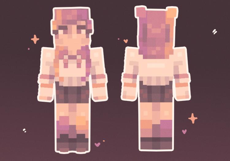 marmalade - remake Minecraft Skin