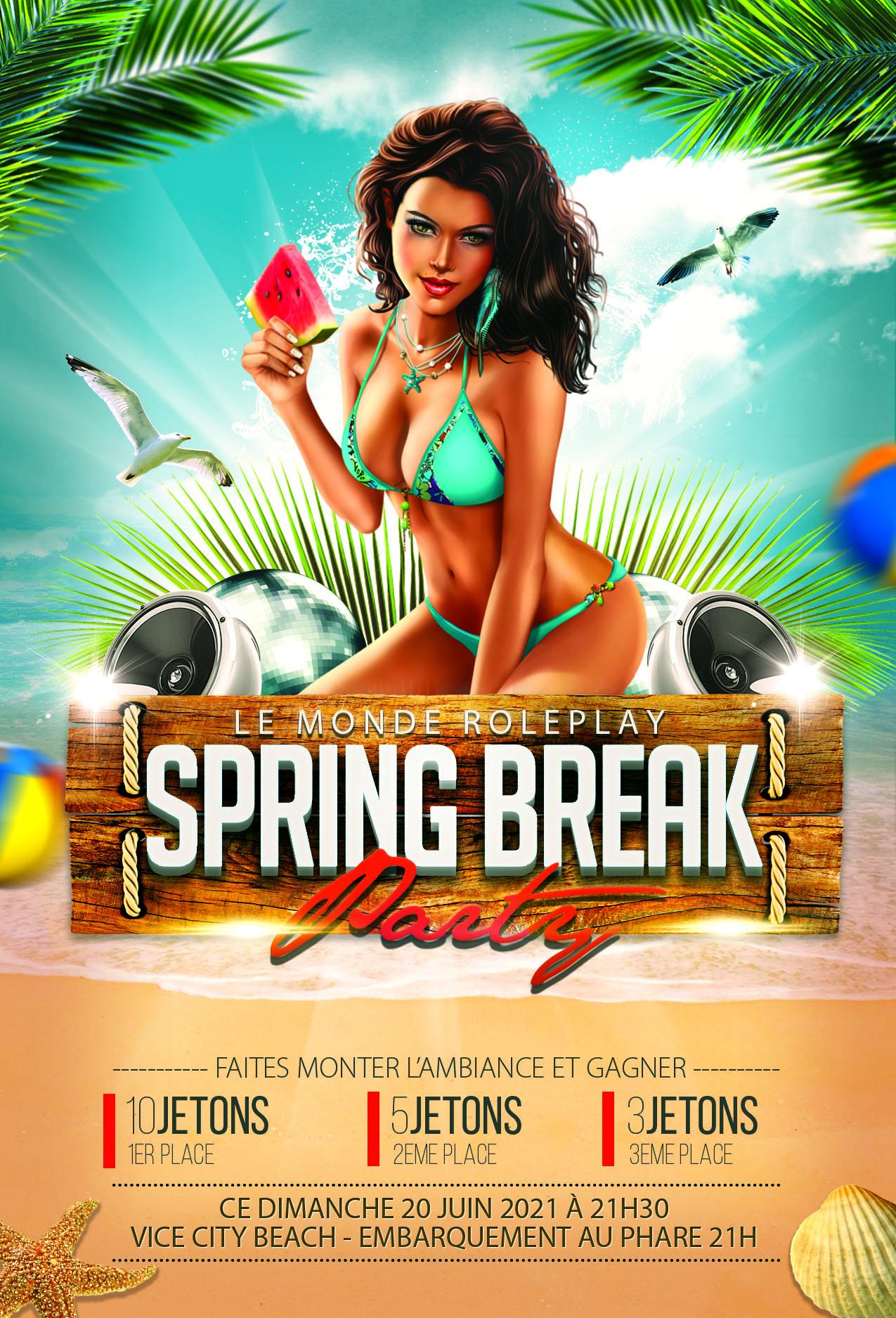 Spring Break 20/06/2021 5e570eb71fb08
