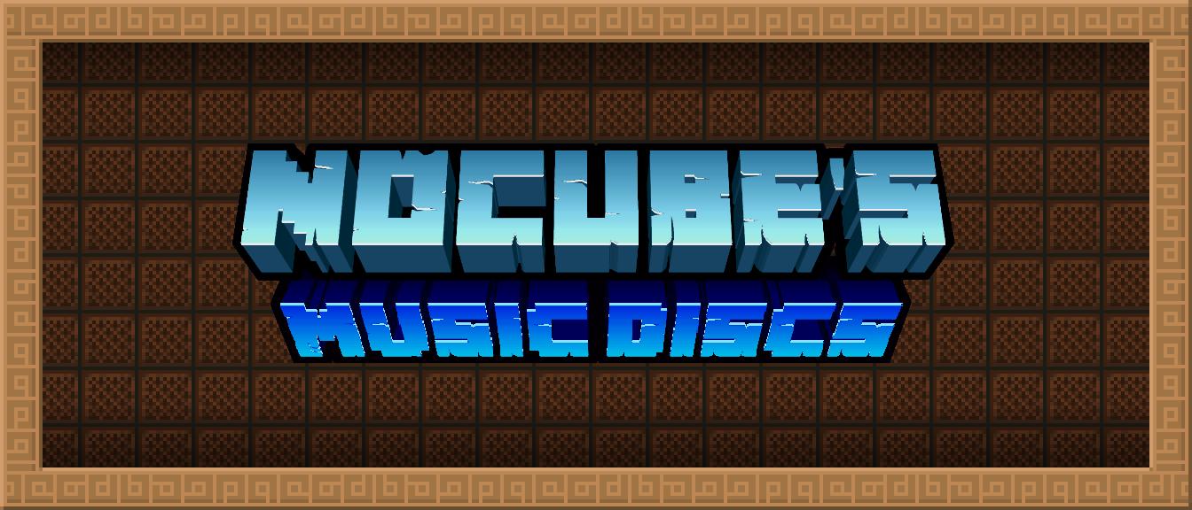 Мод на создание пластинок для Minecraft 1.16.5 (NoCubes Craftable Music Discs)