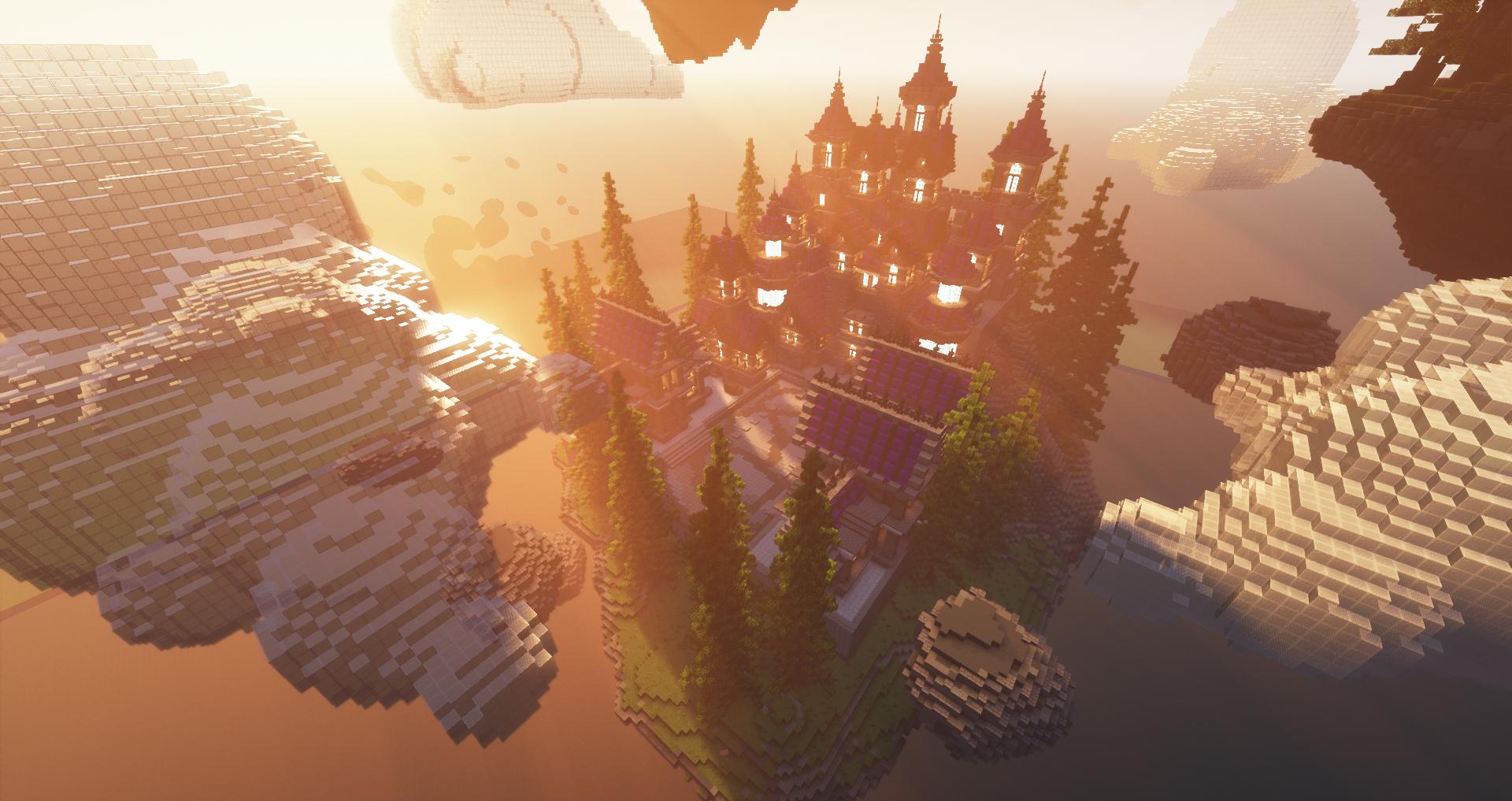 MINECRAFT EXPERT CASTLE BUNDLE [DOWNLOAD] 4 SCHEMATICS Minecraft Map