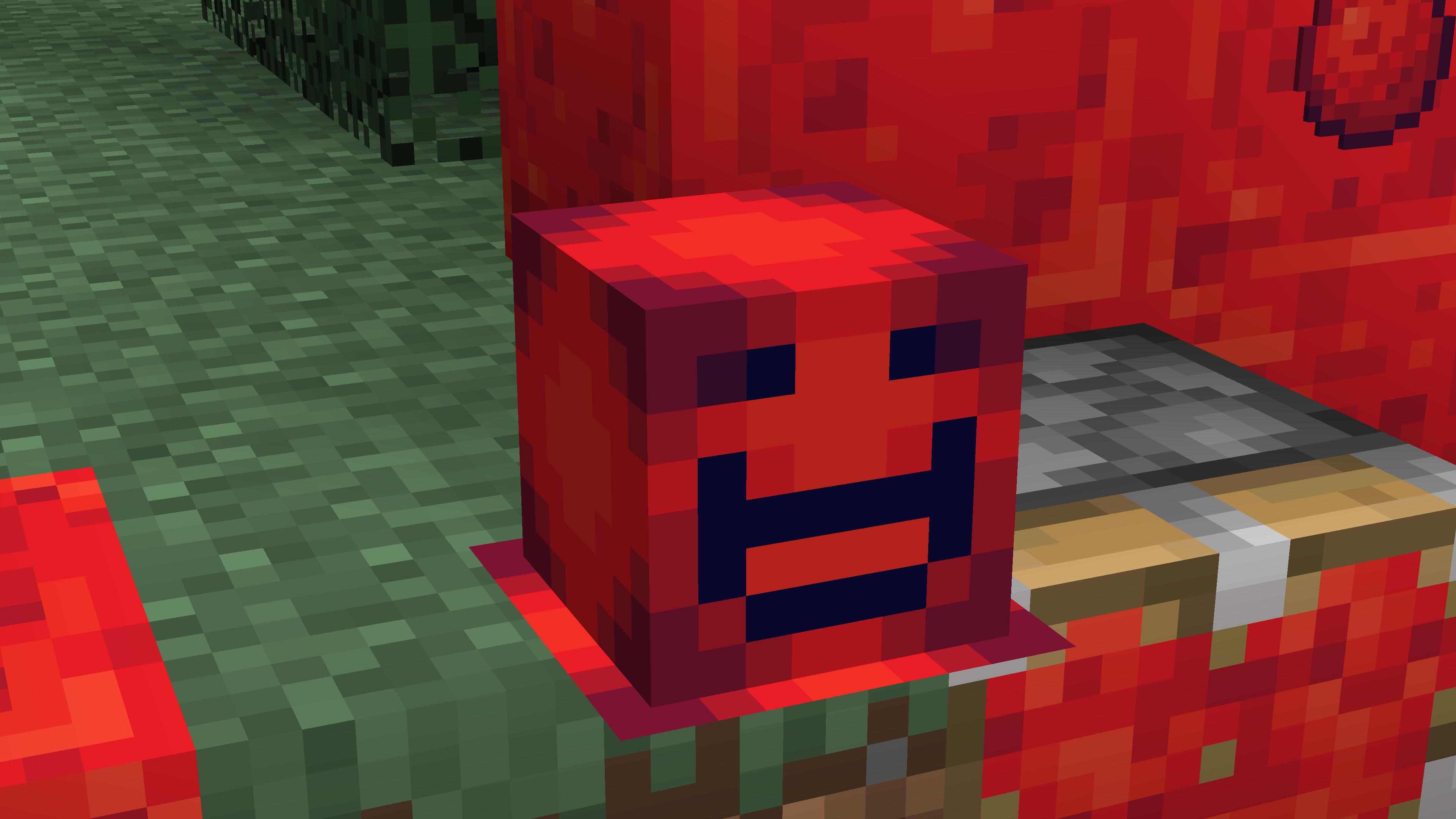 Nubert Slimes Minecraft Texture Pack