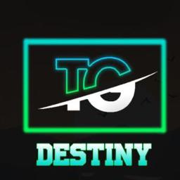 Destiny#2923 Avatar