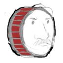 Nose Drum