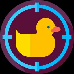 Logo for DuckHunt