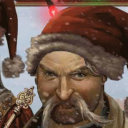 The Christmas Cossack#1855