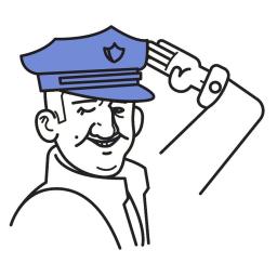 Logo for Safety Jim