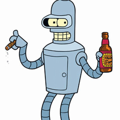 Bender - Broken image. Report this to moderators please.