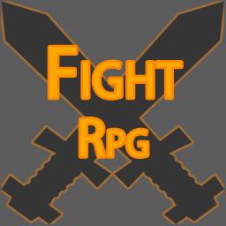 Logo for Fight RPG