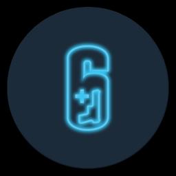 Logo for R6 Bot