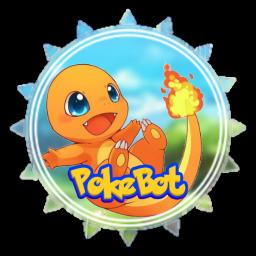 Logo for PokeBot