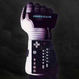 Logo for Power Glove