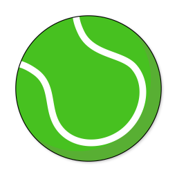 Logo for tennis