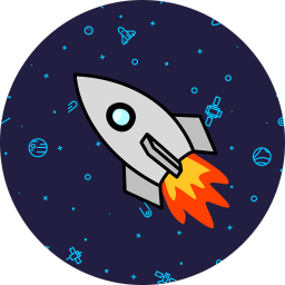Logo for Space Bot 2.0