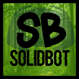 Logo for SolidBot