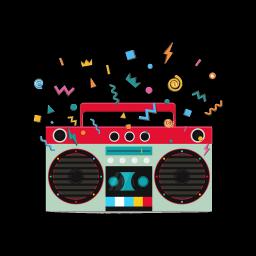 Logo for K-Music